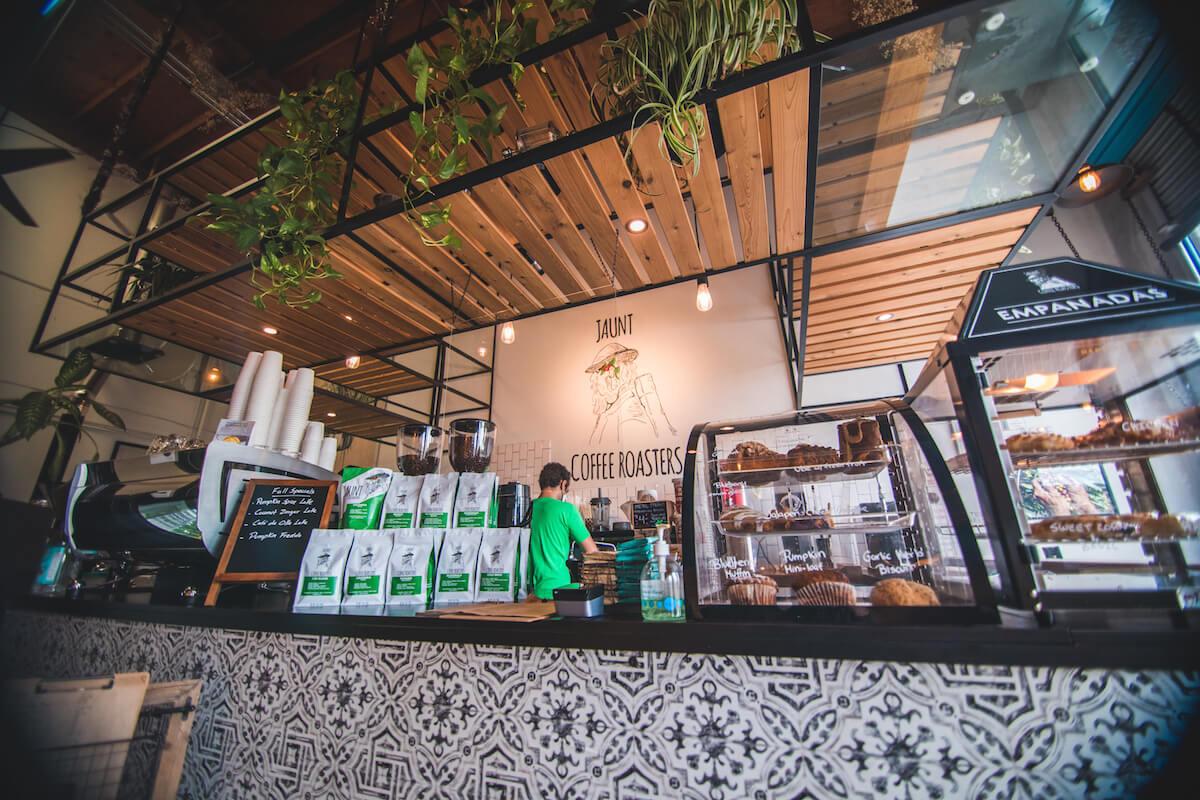 Jaunt Coffee Roasters San Diego